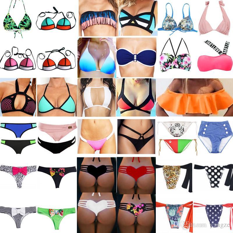Menta Mujer Baño Para Ropa Parte Brasileño Sexy Arco Traje Bikini Tanga Floral Abajo Leopardo Inferior De 80wXZOkNnP