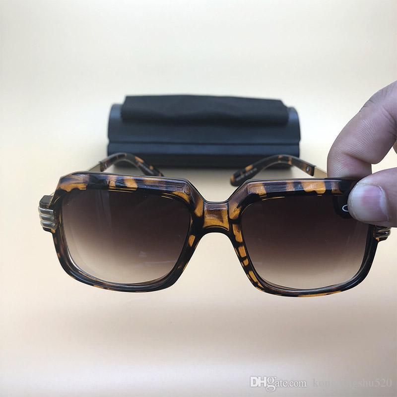 abe7a164909 Plank Eyewear Legends Sunglasses Clear Frame Blue Lenses Polarized Glasses  With Hard Case Oculos Lunette Legends Frame Eyewears 607B Sunglasses  Designer ...