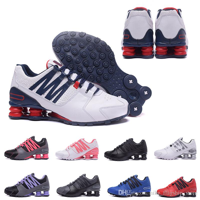 new product fa145 4a64d Acheter 2018 New Avenue 803 Chaussures De Course Femmes Hommes Sneakers  Mocassins Respirant Lace Up Zapatos Occasionnel Dunk 809 Sports De Plein Air  Trainer ...