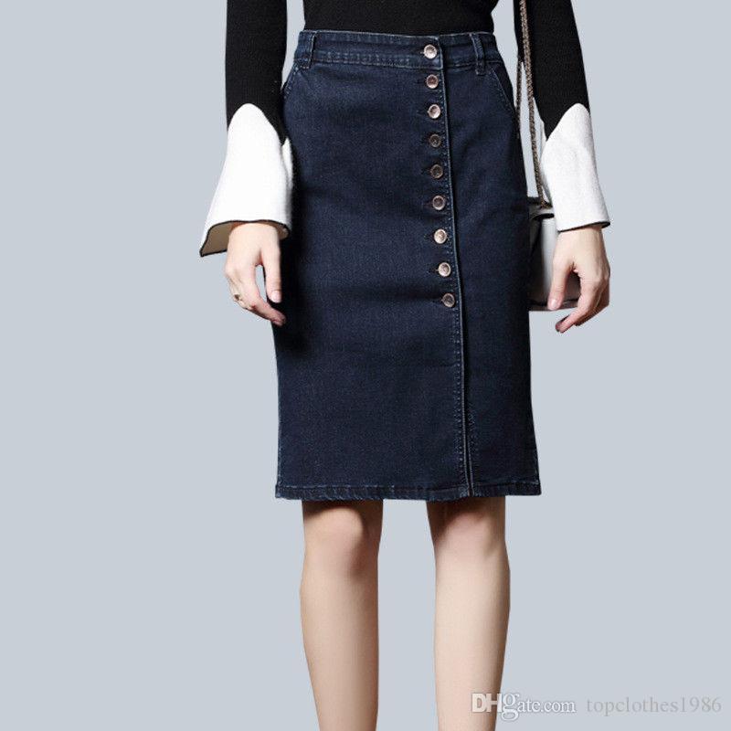 029c5380609 Women s Plus Size 6XL 5XL 4XL 3XL 2XL XL L M S Fashion Jean Pencil ...