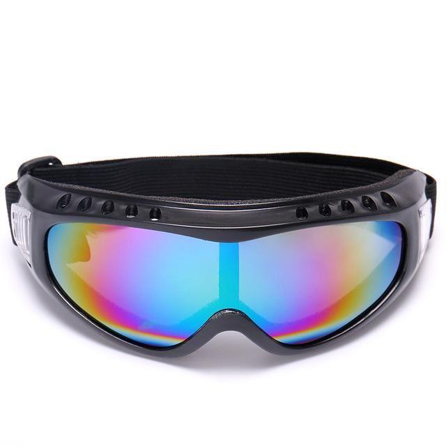 Atacado Profissional óculos de esqui Moda Óculos de Snowboard PC UV PTU Multi-Color duplo anti-nevoeiro lente Snowboard Goggle Proteção
