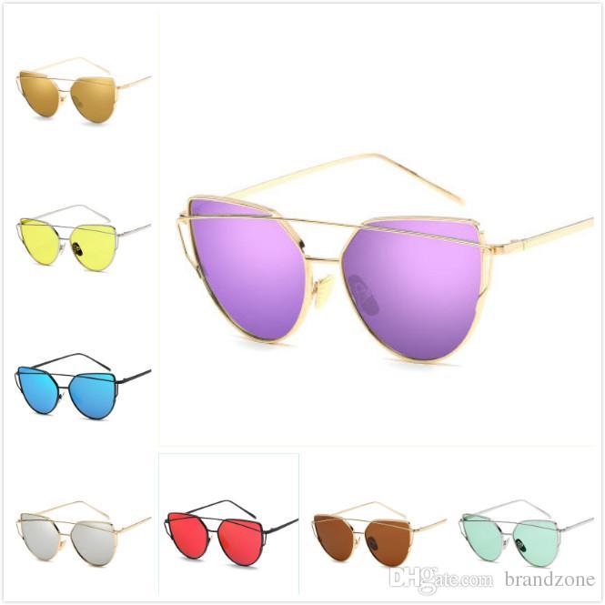 High Quality Fashion Retro Uv High Definition Sunglasses Durable ...