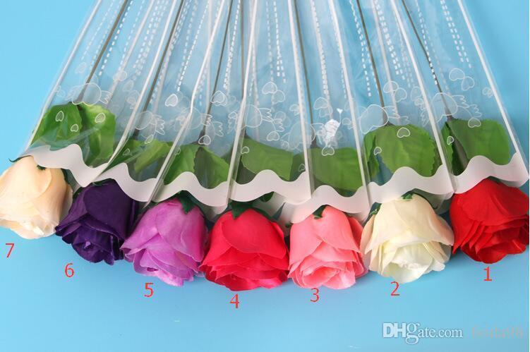 Satın Al Tek Katman 5 Ipek çiçek Sevgilisi Gül Yaprakları