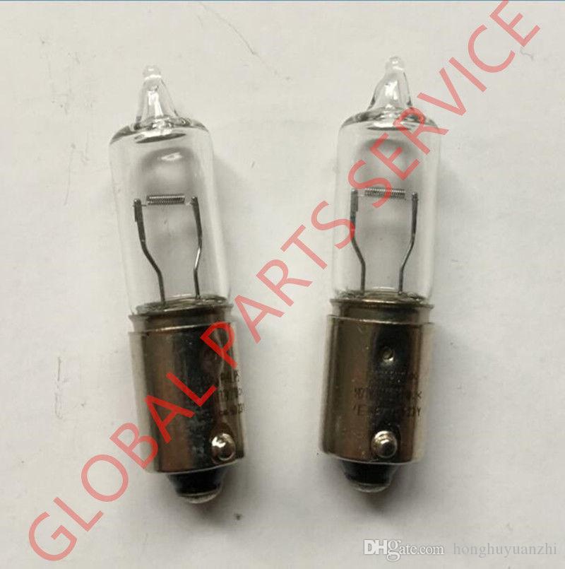 Новый подлинный 2шт сигнала поворота лампа H21W 12356 резервная лампа 64136 N10445602 N10445601 989837 983584 400809000003