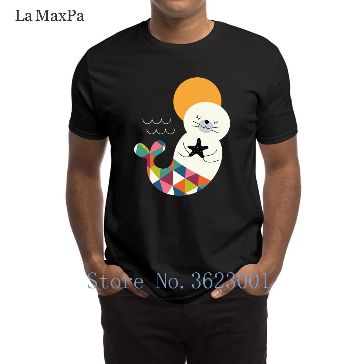 Personalisierte Großhandel Shirt T Bilder Herren Dichtungen dx8r8HwIq