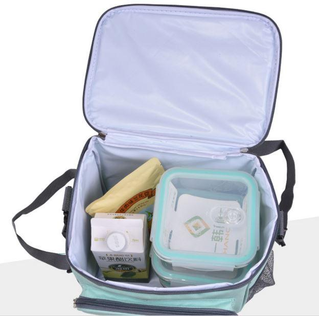acf2dcc7056f free shipping thermal leak-proof ice pack insulation beer cooler bag breast  milk storage women/men insulated picnic lunch bag