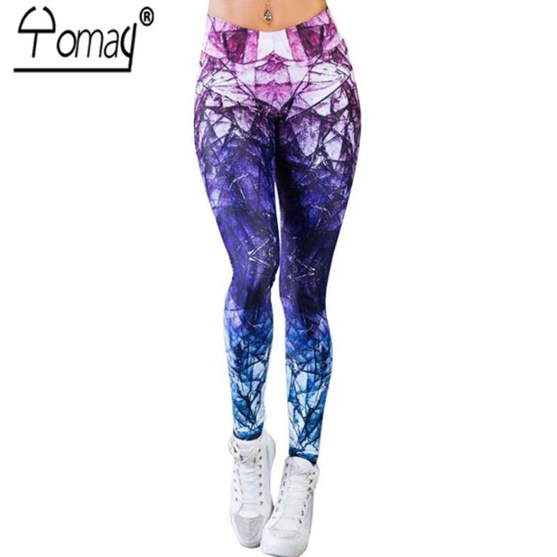 bbe9eb3d6353e Yomay Yoga Pants Running Tights Women Fitness Leggings Gym ...