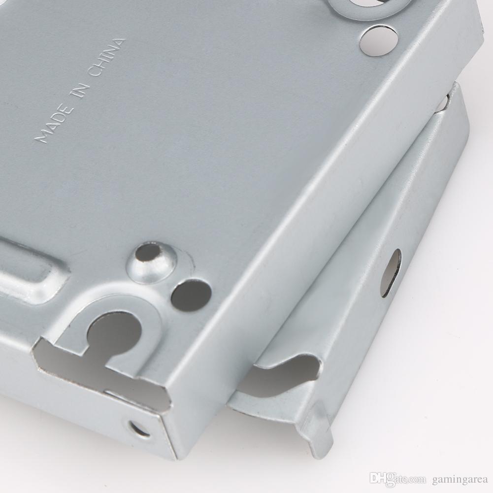 PS3 Süper Ince iç Sabit Disk Sürücüsü HDD için Montaj Braketi Caddy + Vidalar Sony CECH-400x Serisi Için Yüksek kalite HıZLı GEMI