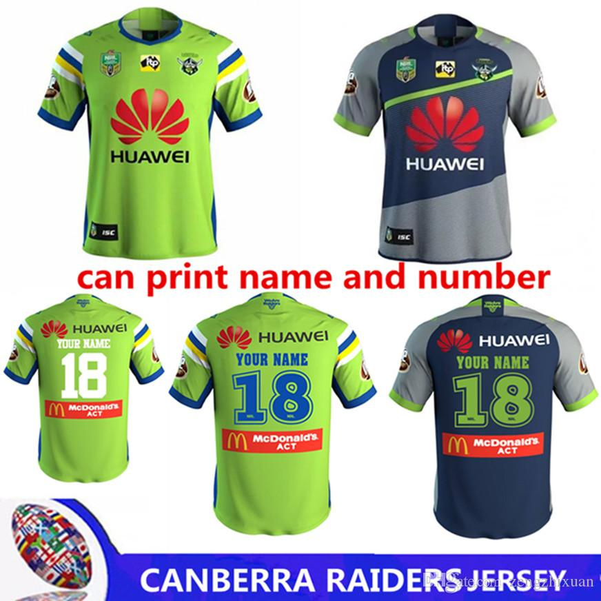 eae53325f 2019 CANBERRA RAIDER S 2018 AWAY JERSEY New Zealand RAIDER ADULT NRL Men  Rugby Jersey Super Rugby 2017 Oakland Home RAIDERDSD Can Print From  Zengzhixuan