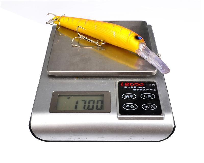 Высокая радиация обтекаемые воблеры крючки 15.3 см 16.8 г 7 цветов Isca Искусственная приманка для губ Алиса BASS Swimbaits