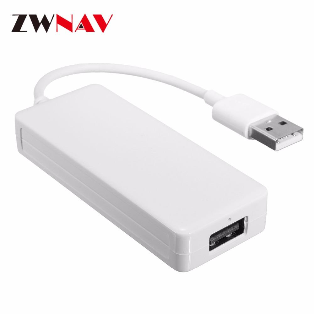 2019 Zwnav Carplay For Apple Android Usb Dongle Carplay Car Navi