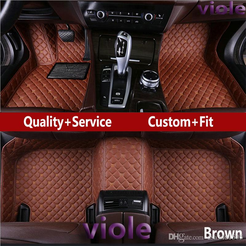 floor logos seat car covers mats lexus tailored with