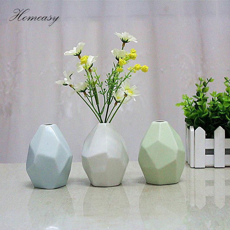 2018 Home Fragrance Ceramic Bottle Reed Diffuser Bottle Ceramic
