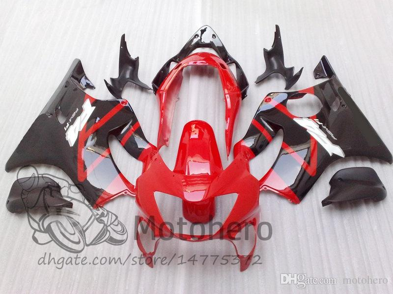 Injection molding Free Gifts Bodywork For HONDA CBR600 F4 1999 2000 CBR 600F4 CBR600F4 99 00 CBR 600 F4 99-00 CBR600FS FS Fairing Kit Red li