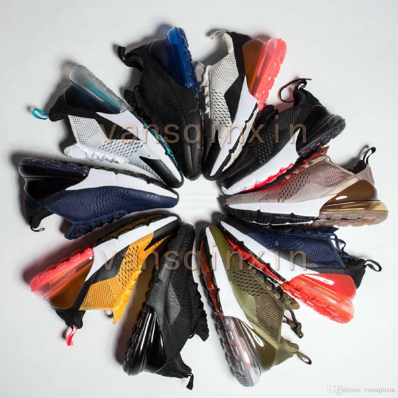 12daa459715e6 Wholesale Flair 270 Mens Womens Trainers Running Shoes New Triple ...