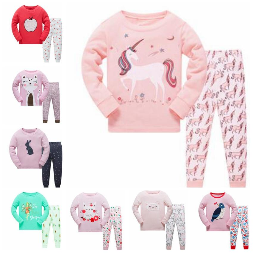 8c2adfa34a88f kids pajamas children sleepwear baby pajamas sets boys Dinosaur Car Pajamas  Kids Long Sleeve Sleepwear nightwear 3-8Y KKA5963