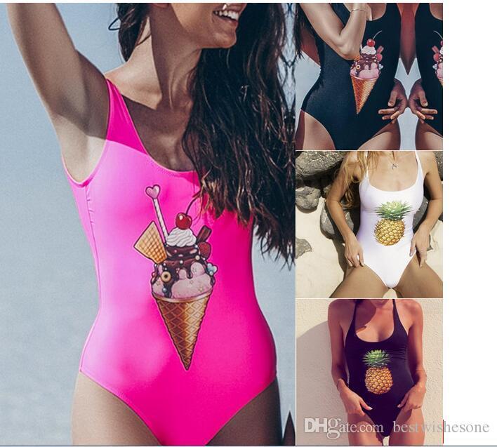 5ffb8f08a98779 Hot Sale! Summer Styles Push Up Halter Top Bathing Suit Sexy Bikini ...