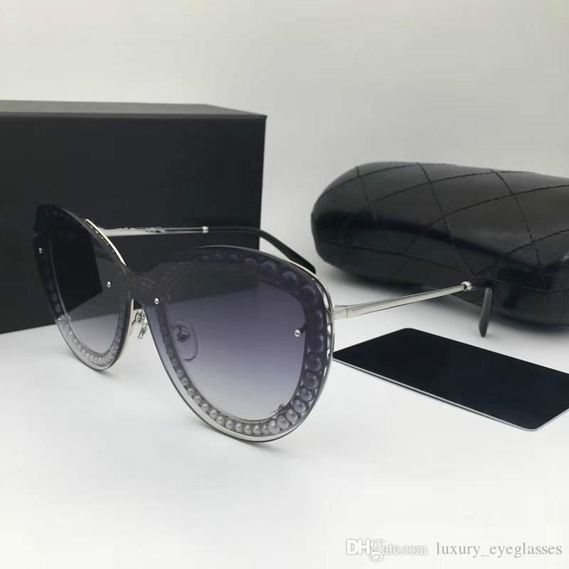 451f7b98d37 New Fashion Designer Women Sunglasses 4236 Metal Square Frame Mosaic Shiny  Crystal Colorful Diamond Top Quality UV400 Lens With Original Box Smith ...