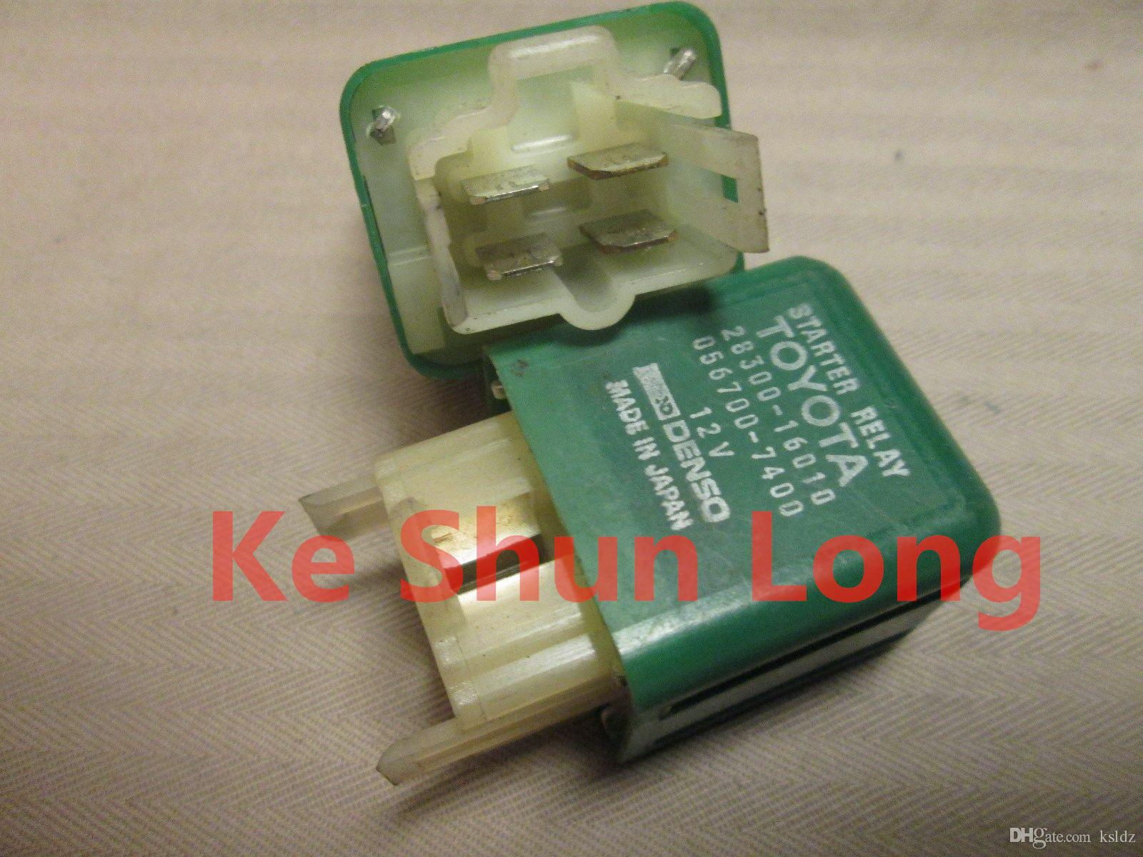 28300 16010 056700 7400 12vdc Automotive Relay Original New Solid State Brands Online With 3429 Piece On Ksldzs Store