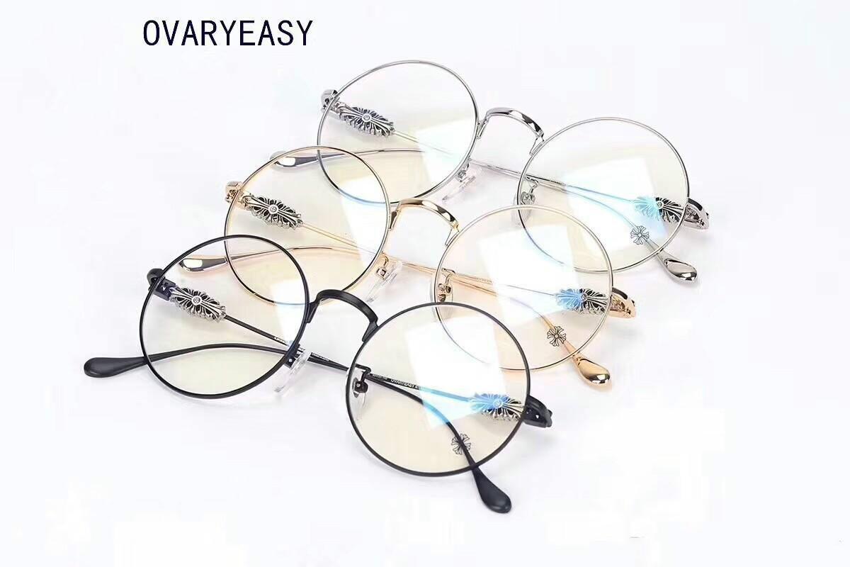 Compre Novos Óculos De Armação De Óculos De Armação De Titânio Quadro  Restaurar Antigas Formas Oculos De Grau Homens E Mulheres De Miopia Armações  De Óculos ... 212aa89350