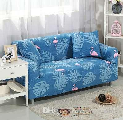 Custom Stretch Fabric Sofa Sets All Inclusive Universal Sofa Cover