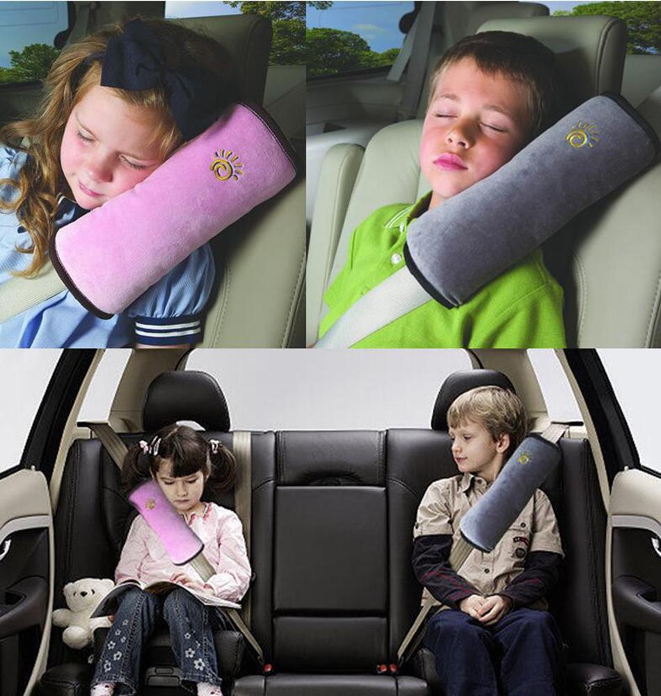 طفل أطفال سلامة مقعد السيارة حزام سادة حزام تسخير الكتف النوم وسادة وسادة دعم الكتف الحشو OOA4842