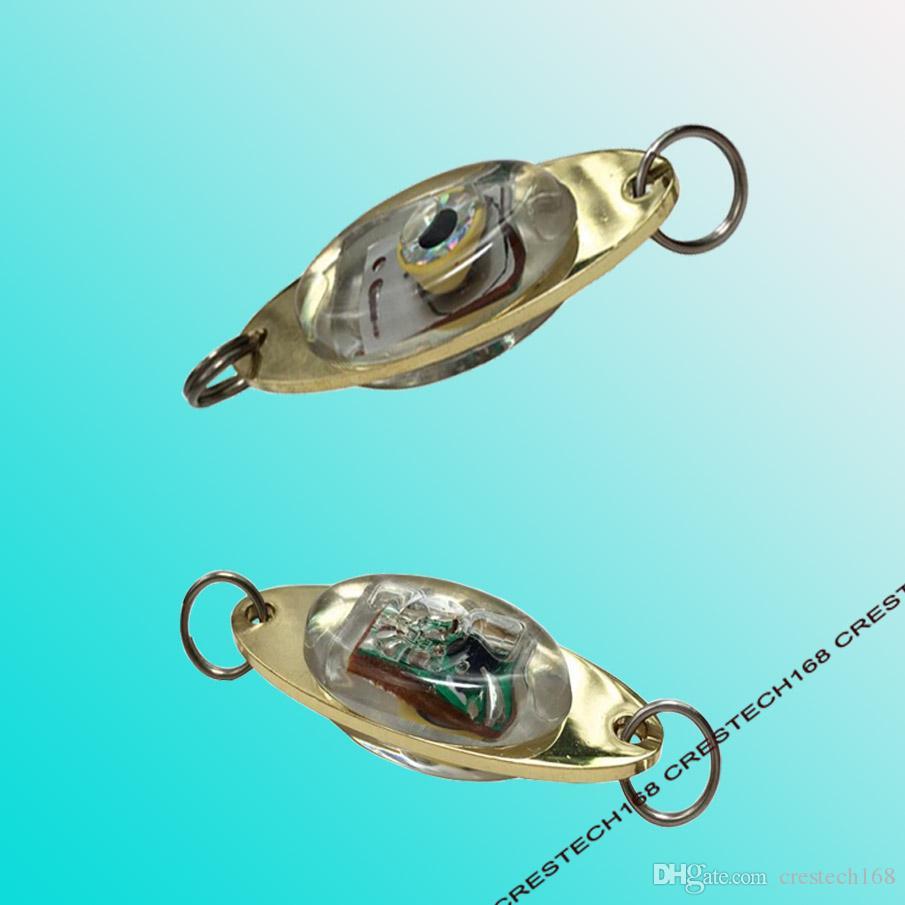 Señuelos de pesca Metal VIB Señuelos eléctricos Pesca de cebos LED Cuchara de metal Pesca Señuelos duros Bajo Hoja Manivela Cebo Ganchos Agudos Giradores Se