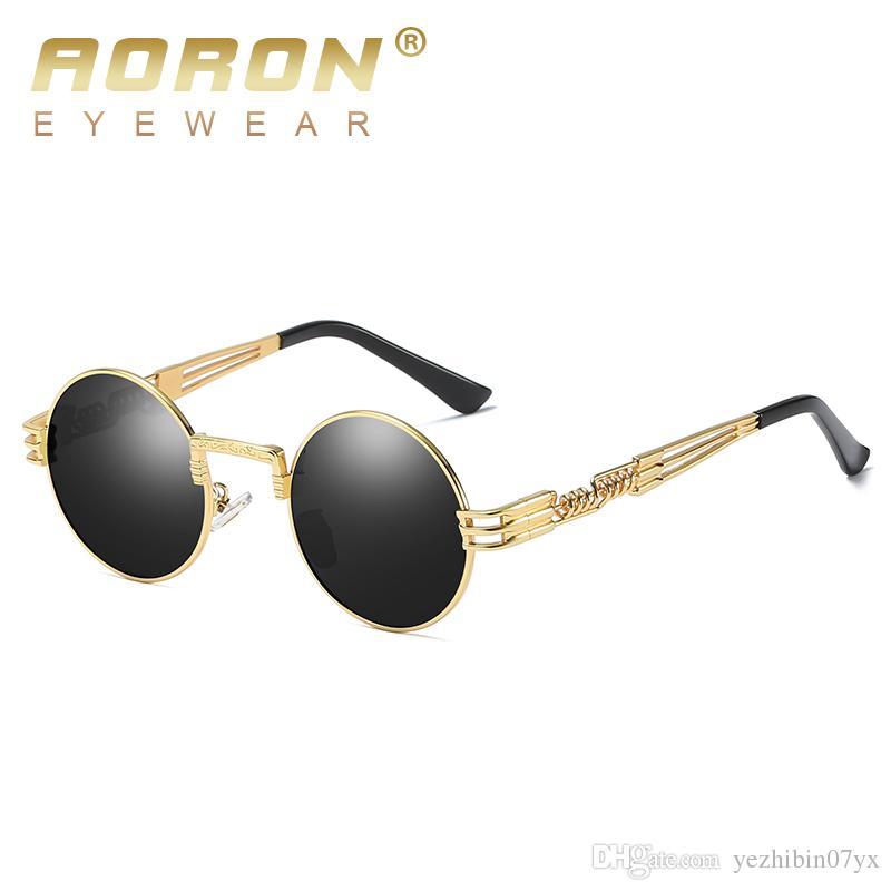 d8458a4a01 2018 New Shades Polarized Sunglasses Designer Sunglass For Men And Women  Luxury Brand Mens Womens Glasses Des Lunettes De Soleil Punk Glass  Oversized ...