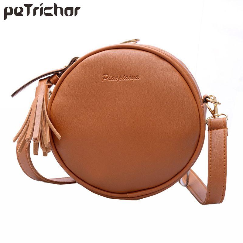 Brand Multi Functional Small Round Handbag Designer Women Tassel Crossbody  Messenger Bags Casual Shape Tote Girls Shoulder Bag Womens Handbags Toting  From ...