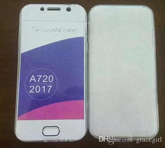 360 Tam Kapsama Yumuşak TPU Kılıf Için Huawei P10 P9 Lite Mini Mate10 Lite LG G3 G4 G5 Samsung Galaxy NOTE8 J330 J530 J730 Telefon Cilt Kapak