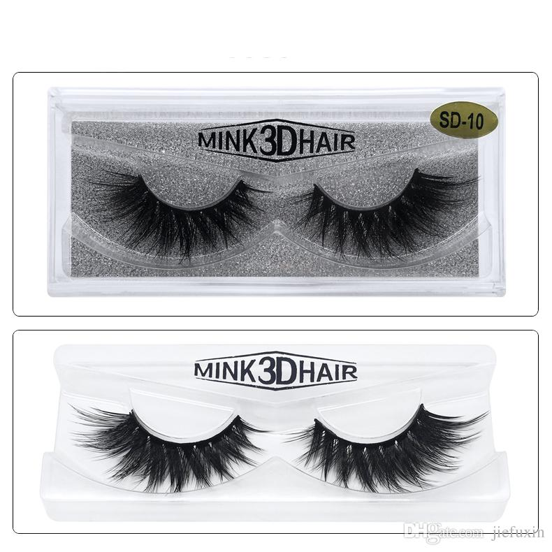 3033e5f2ffa Mink Lashes 3D Mink Eyelashes Crossing Eyelashes Hand Made Full Strip False  Eye Lashes New Arrival 17 Styles Mascara Semi Permanent Secret Lashes From  ...