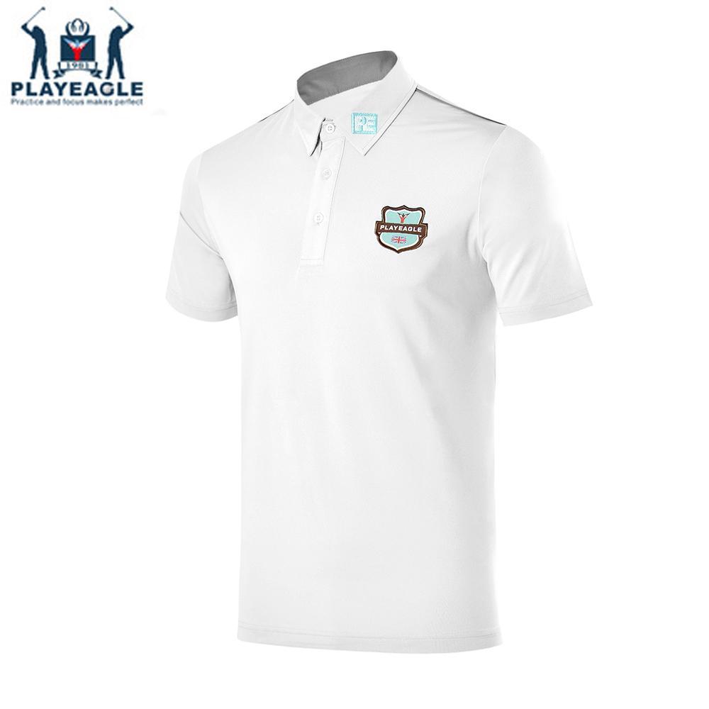 2019 Golf Polo Shirt Golf Shirts Mens Short Sleeves Clothes Polo