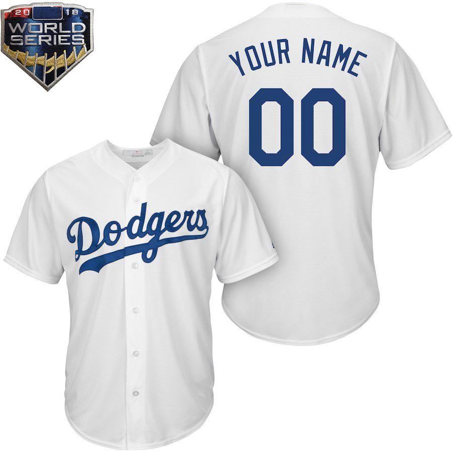 2019 Mens Los Angeles LA Dodgers 2018 World Series Patch Corey Seager Manny  Machado Justin Turner Max Muncy Chase Utley Custom Baseball Jersey From  Fsclz 83ebc7171ed