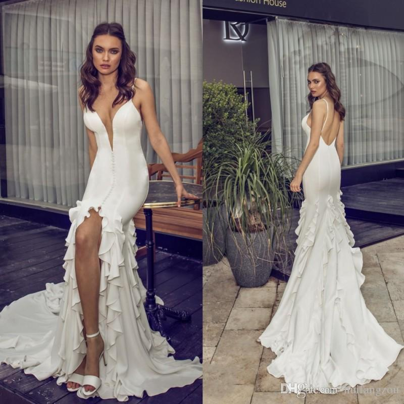 Cheap Slim Fit Knee Length Dresses Discount front Split Design Dress Short c620a60a1