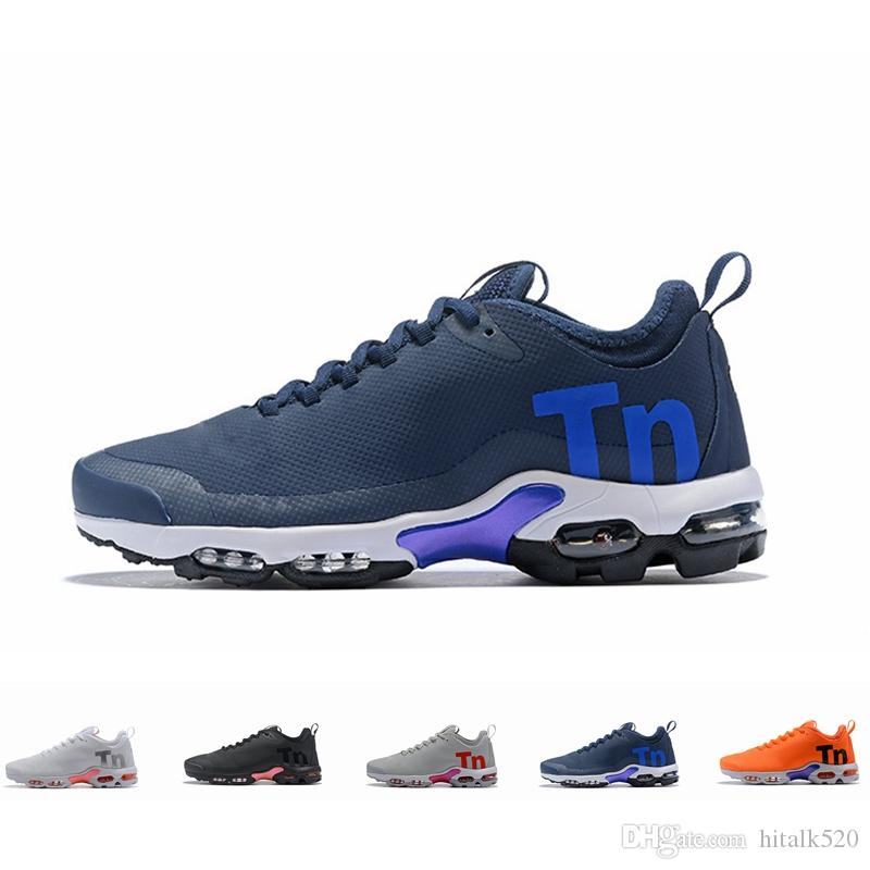 2018 New Arrival Mercurial Tn Plus 2 Running Shoes Chaussures Air Assassin  Orange Mens Shoes TNs Sports Outdoors Trainers Sneakers Size 5 12 Hoka  Running ... 5754721dd