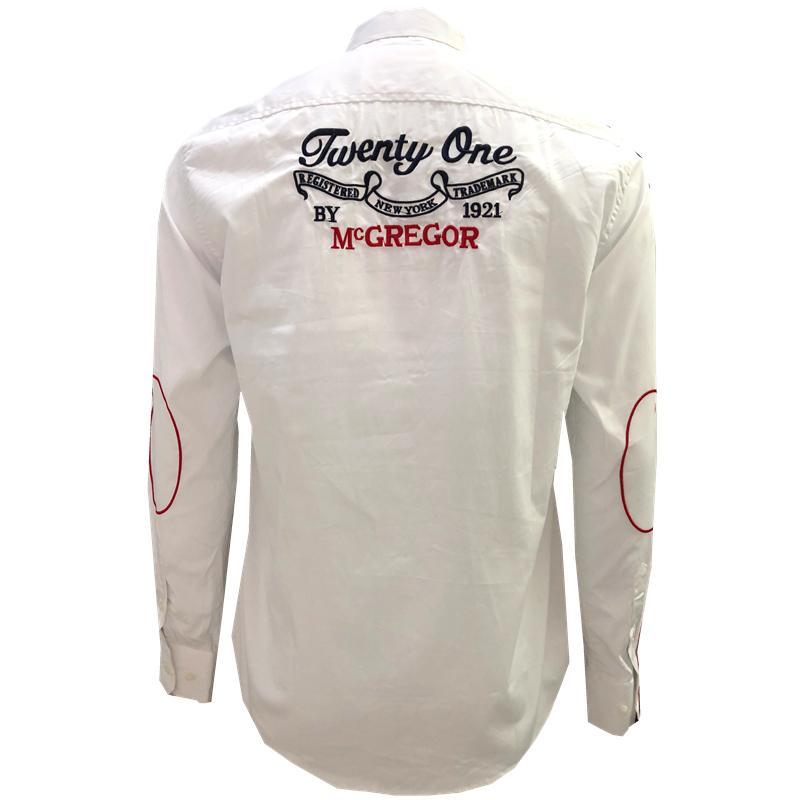 268f0b6e44 Compre Faconnable Camisas Da Marca 2018 Spring Eden Moda Homem Roupas De  Manga Longa Aeronautica Camisa Cor Sólida Park Casual Masculino Camisa De  Vikey10