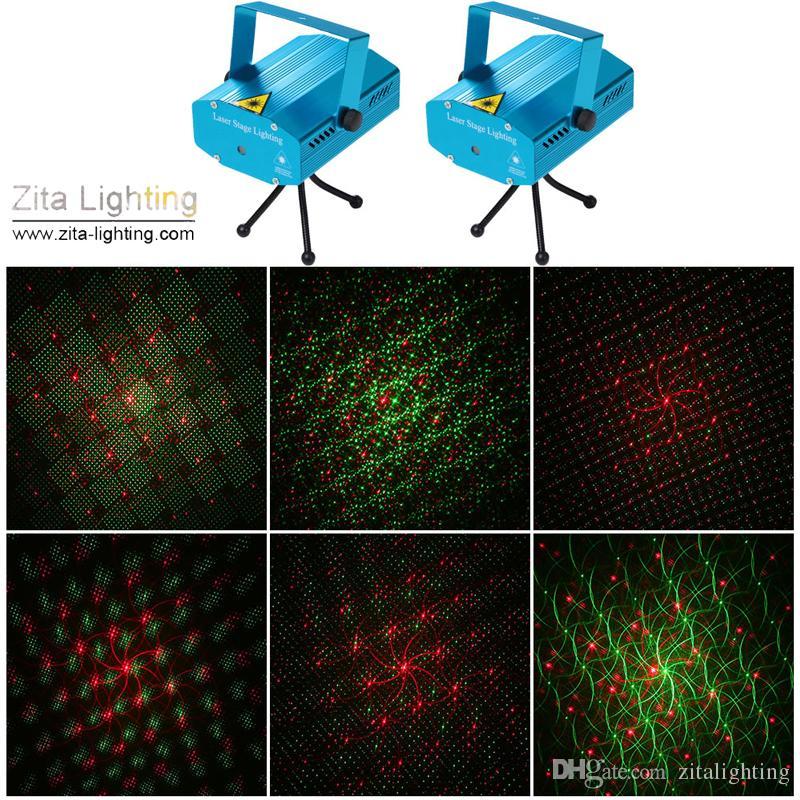 زيتا الإضاءة 150WM أضواء الليزر البسيطة الأحمر الأخضر نقل حزب المرحلة الإضاءة الخاصة DJ حزب الرقص معدات الليزر وميض فلاش ترايبود LED