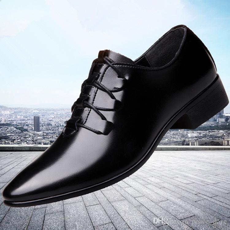 Formal Shoes for Men Mens Designer Shoes Men Wedding Shoes Italian ... ee5b7f02baeb
