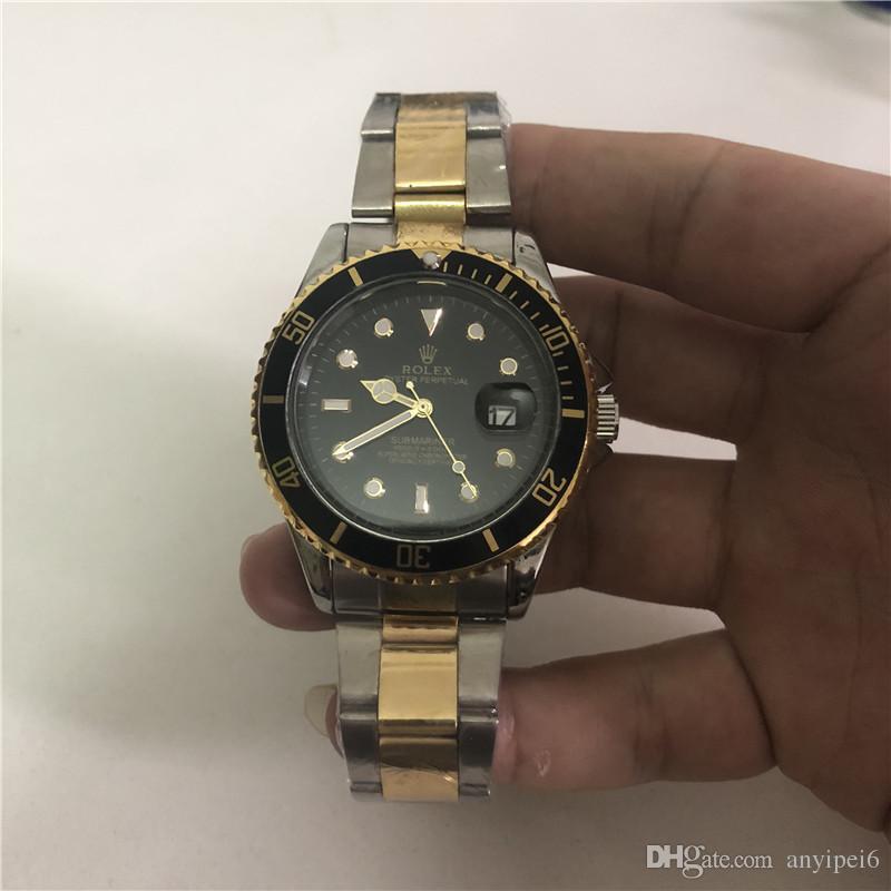 5be8ff5a4245 New Mens Watches Top Brand Luxury Designer Watch Classic Quartz ...