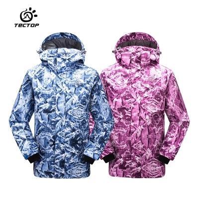 7cf968d1a TECTOP Outdoor Child Boy Girl Kid Camouflage Ski Jacket with Hood ...