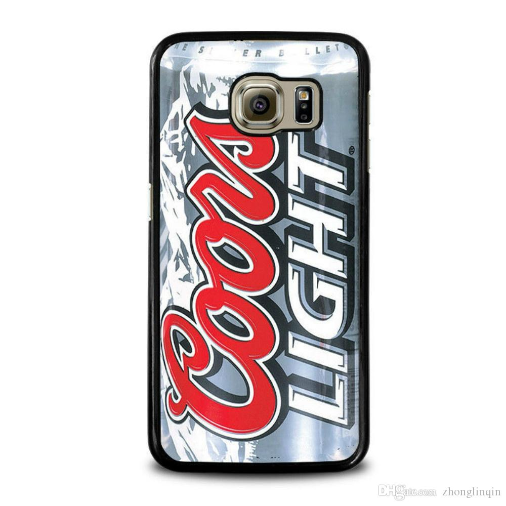 Classic Coors Light Beer Phone Case For Iphone 5c 5s 6s 6plus 6splus 7  7plus Samsung Galaxy S5 S6 S6ep S7 S7ep Cell Phone Case Covers Uncommon  Cell Phone ... Pictures Gallery