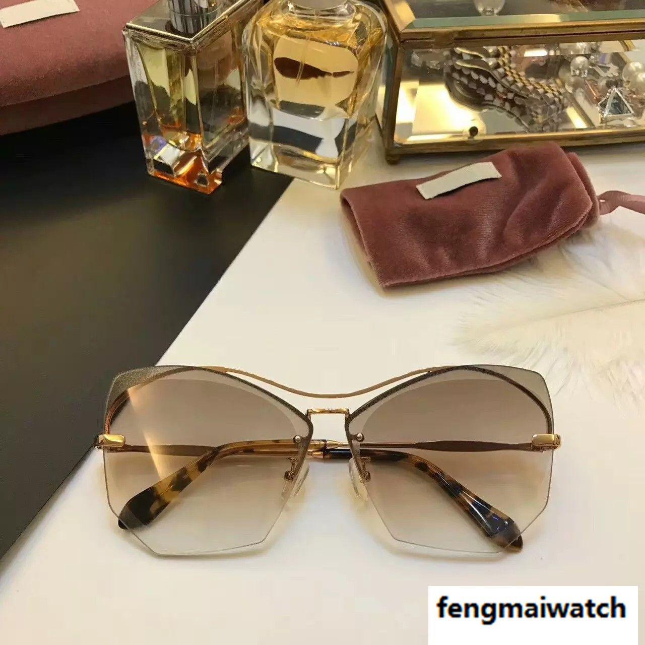 daa1e2709f Newest Fashion Deisnger Sunglasses for Women Brand Deisnger Color Fashion  Summer Style Uv400 Lens Women Sunglasses 52S with Original Box Online with  ...