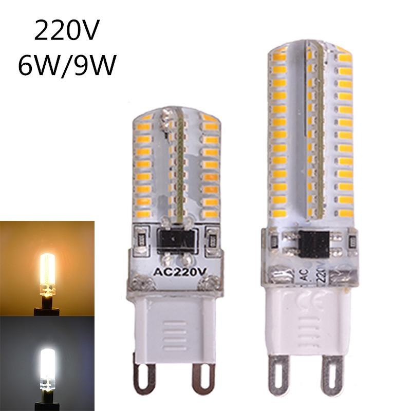 Décoration 9w De Pour Lampe Lustre 220v Mini 360 Maison Led Qualité Ampoule Maïs La 6w Smd3014 G9 Lumière Haute Degrés 6IYgvbf7y