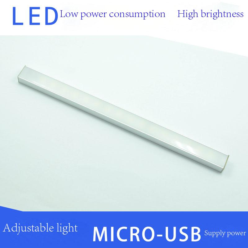 Micro Port Table Usb Bande Led Lampe De TFJulK1c35