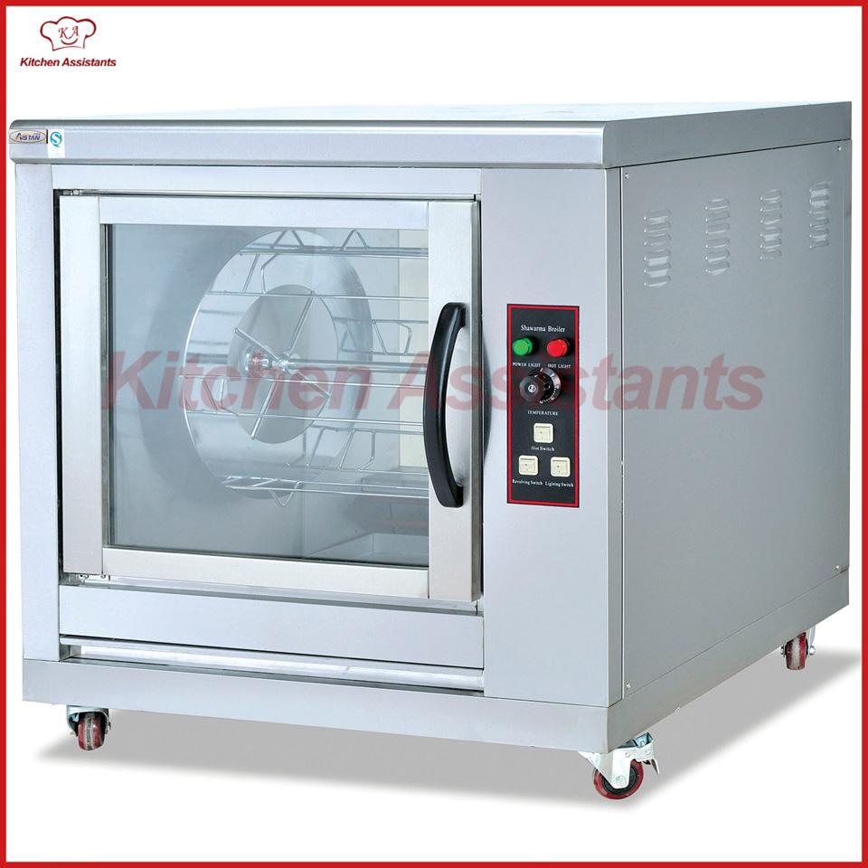 EB201 Electric Chicken Rotisseries Roaster Machine of Catering ...
