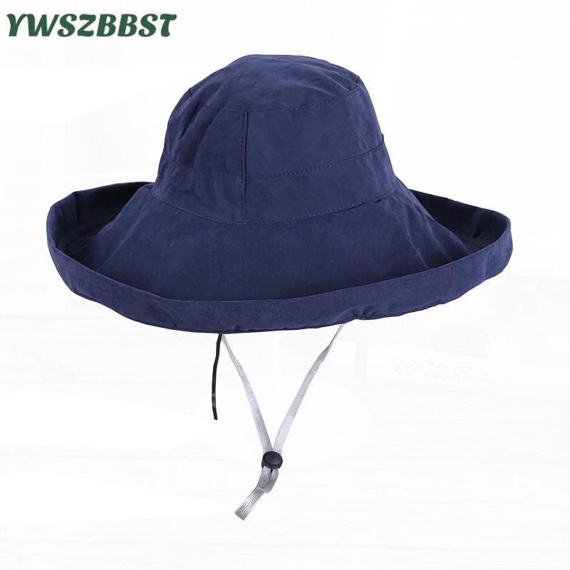 New Elegant Autumn Women Sun Hats High Quality Folded Cloth Women Fisherman  Hat Female Bucket Hat Lady Beach Sun Cap Hats And Caps Fedora Hats For  Women ... 8f59cc5f392