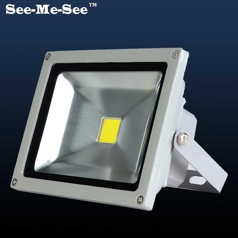 Projecteur Led 10w 20w 30w 50w 70w 100w Ip66 Led Lampe De Jardin Pour Eclairage Exterieur Refletor Led Smfl 01