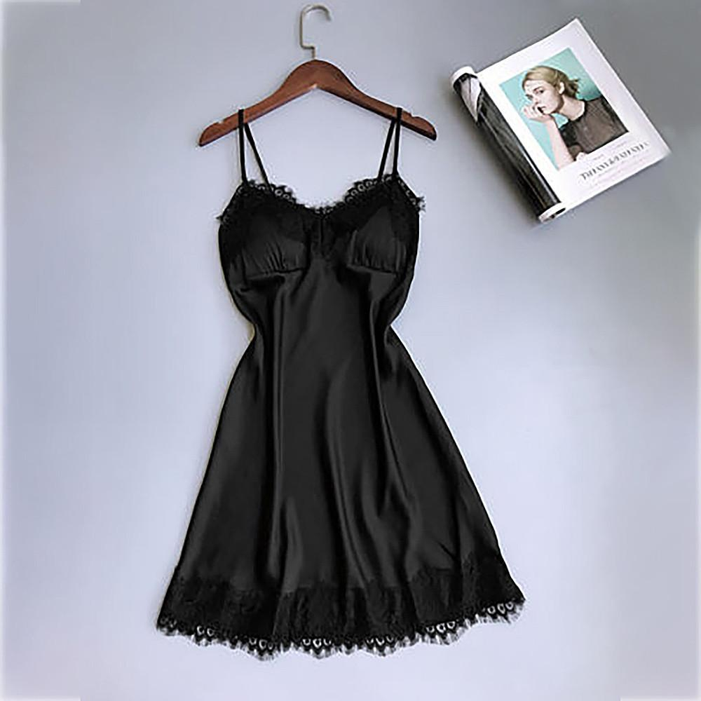 94ae127a3b3b New Women Sexy Lace Lingerie Nightwear Underwear Robe Babydoll ...