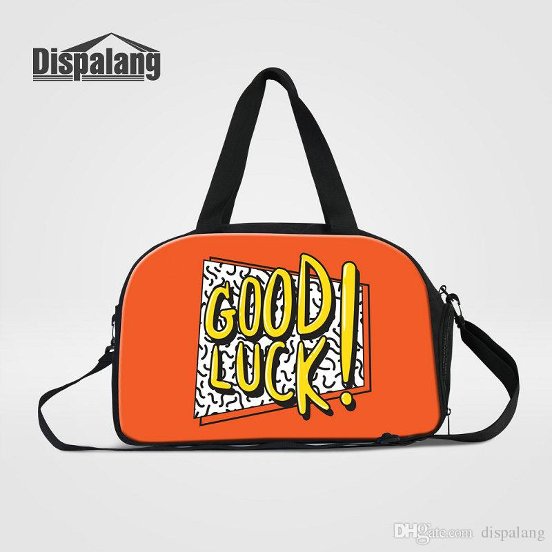 708387daf16e Men S Hand Travel Duffle Bags With Shoes Pocket Personality Design Canvas Weekend  Bags Male Casual Traveling Handbag Women Unique Duffel Bag Travel Backpack  ...