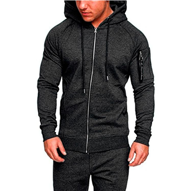 27a01bbcdb7 High Elastic Running Jacket Men Breathable Jersey Windproof Coat ...
